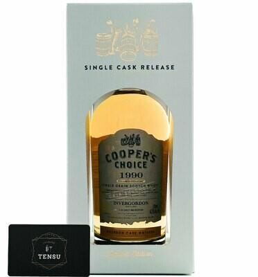 "Invergordon 30 Years Old (1990-2021) Bourbon Cask 42.5 ""Cooper's Choice"""