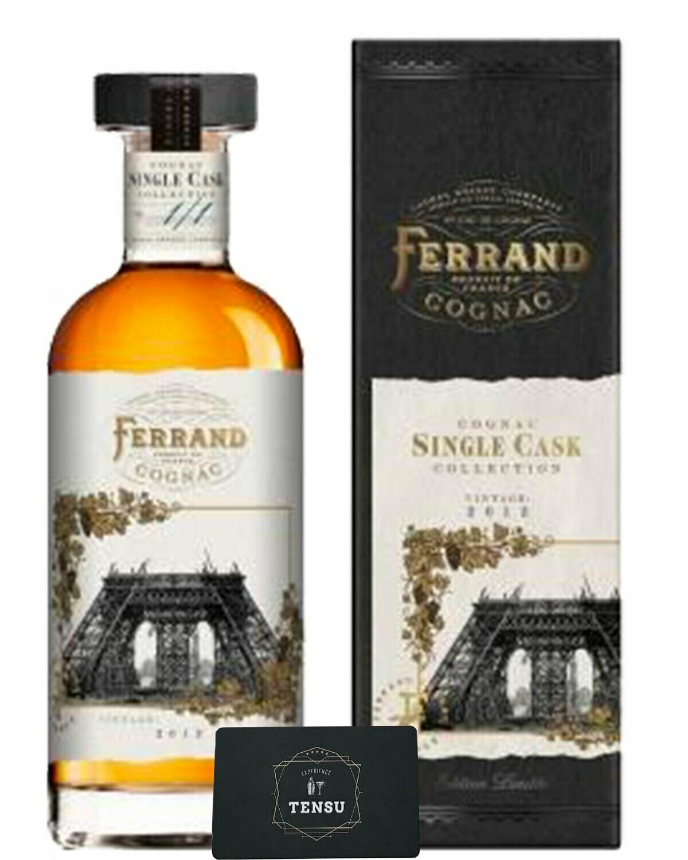 """Pierre Ferrand (2012-2021) Single Cask 51.2 """"The Nectar"""""""
