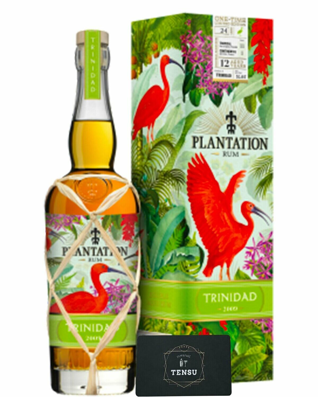 """Plantation 12 Years Old """"Trinidad Vintage 2009"""" 51.8 """"OB"""""""