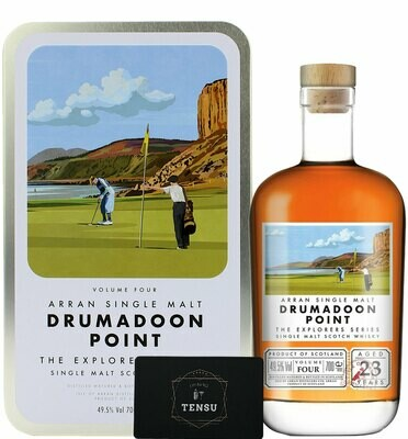 Arran 23 Years Old - The Explorers Series No. 4 [Drumadoon Point]