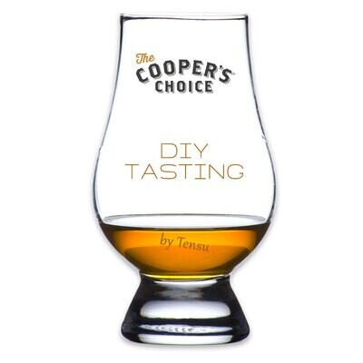 #90 Cooper's Choice Whisky Tasting (DIY)