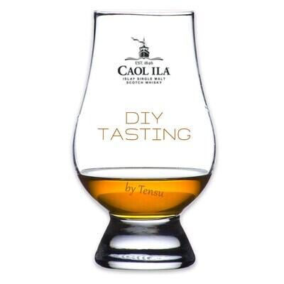 #86 Caol Ila Whisky Tasting (DIY)