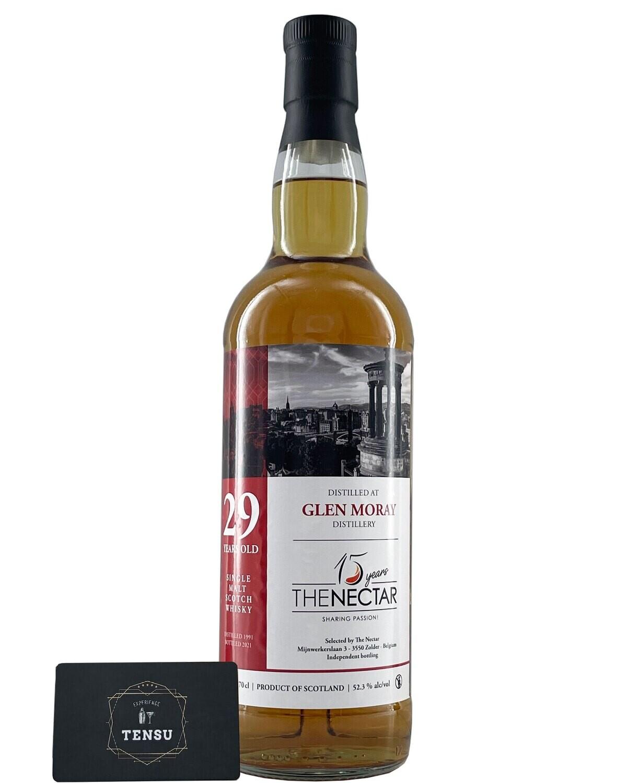 """Glen Moray 29Y (1991-2021) SC 52.3 """"The Nectar"""""""