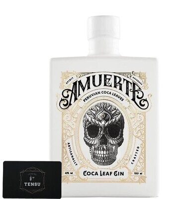 Amuerte White - Coca Leaf Gin