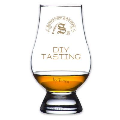 #88 Signatory Cask Strength Whisky Tasting (DIY)