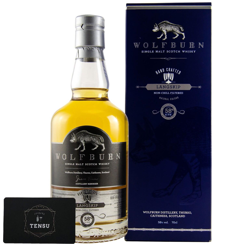 Wolfburn Langskip 58.0 OB [SAMPLE 2CL]