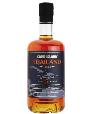 "Cane Island Rum - Thailand 5 Years Old ""Single Estate Thailand"""