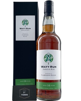 "Clarendon 16Y (2004-2021) 57.1 ""Watt Whisky"""