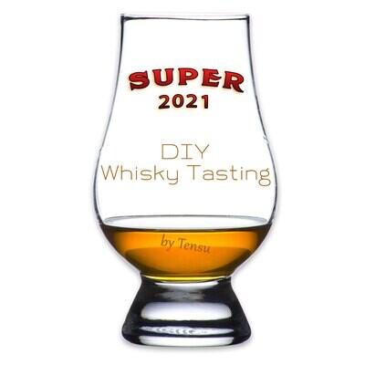 #91 Super Whisky Tasting 2021 (DIY)