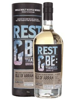 """Arran 18 Years Old (1996-2015) """"Rest & Be Thankful"""""""