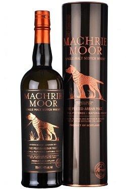 Arran Machrie Moor Peated (7th Edition)