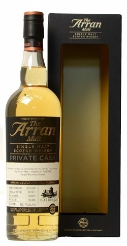 """Arran 5 Years Old """"Private Cask - The Whisky Fair"""""""