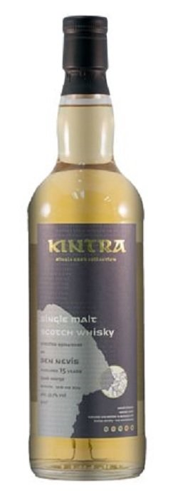 "Ben Nevis 15 Years Old (2001-2016) ""Kintra"""