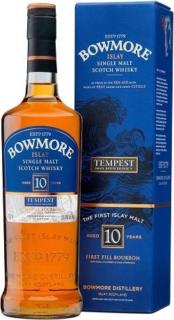 "Bowmore 10 Years Old - Tempest ""Batch 5"""