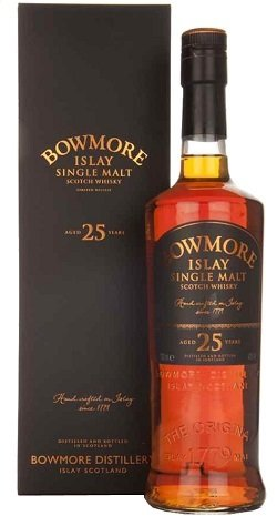 Bowmore 25 Years Old