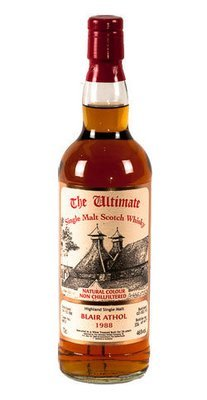 """Blair Athol 26 Years Old (1988-2015) 46.0 """"The Ultimate"""" [SAMPLE 3CL]"""
