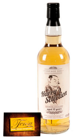 """Bowmore 10 Years Old """"Harry's Selection"""""""