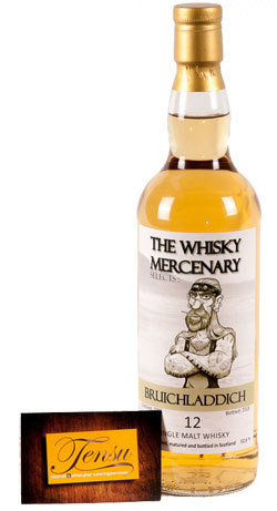 "Bruichladdich 12 Years Old (2005-2018) ""The Whisky Mercenary"""