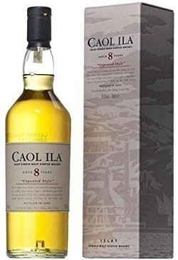 "Caol Ila 8 Years Old Unpeated 2007 ""Diageo Special Release"""