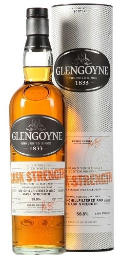 "Glengoyne Cask Strength ""Batch 4"""