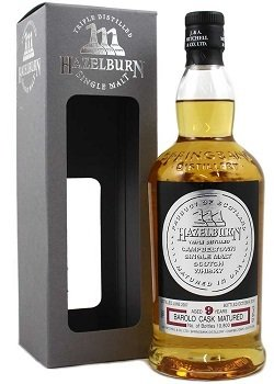 Hazelburn 9 Years Old - Barolo Cask