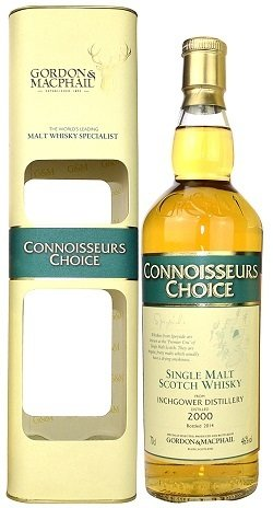 """Inchgower 14 Years Old """"Gordon & MacPhail"""""""