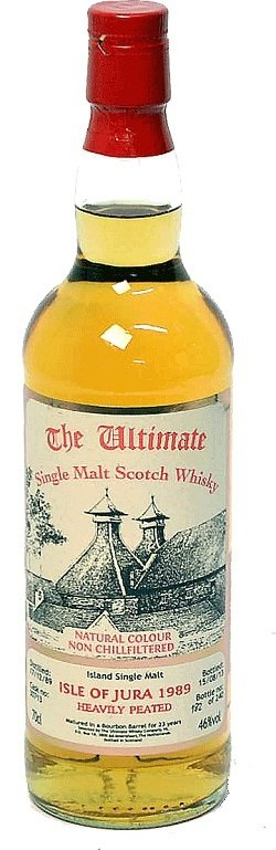 """Isle of Jura 23 Years Old - Heavily Peated """"The Ultimate"""""""