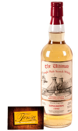 """Longmorn 25 Years Old (1990-2016) """"The Ultimate"""""""