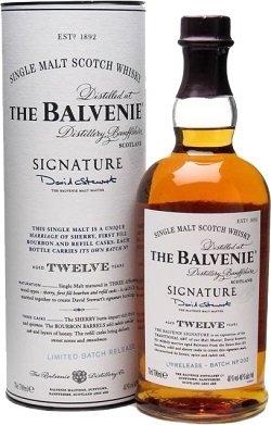 """Balvenie 12 Years Signature """"Batch 5"""""""