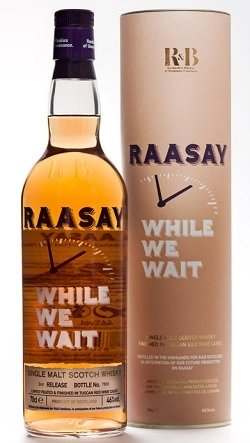 Raasay While We Wait (2nd Release) [SAMPLE 2CL]