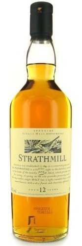 "Strathmill 12 Years Old ""Flora & Fauna"""