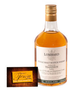 "Teaninich 12 Years Old ""Lombard"""