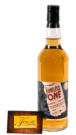 """The Nameless One 18 Years Old (1995-2014) """"The Whisky Mercenary"""""""