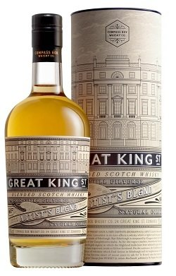 "Great King Street - Artist's Blend ""Compass Box"""