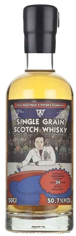 """Cameronbridge 24 Years Old - Batch 2 """"That Boutique-Y Whisky Company"""""""