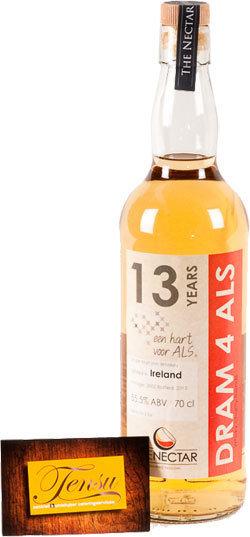 "Irish Single Malt 13 Years Old - Dram 4 ALS ""The Nectar"""