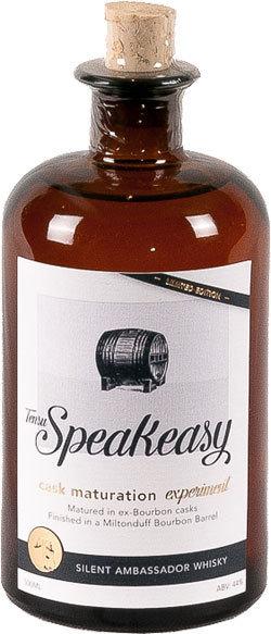"Tensu Speakeasy - Miltonduff Cask Finish ""Silent Ambassador"""