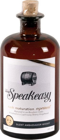 "Tensu Speakeasy - Laphroaig Cask Finish ""Silent Ambassador"""