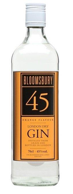 Bloomsbury Orange Gin