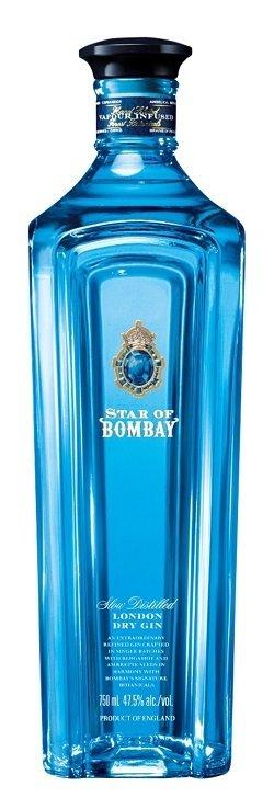 "Bombay ""Star Of Bombay"" Gin"