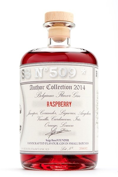 Buss N° 509 - Raspberry Gin