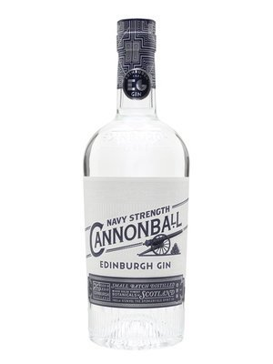 Cannonball Navy Strength Gin