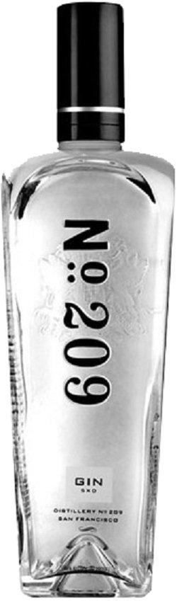 Gin N°209 (San Francisco Gin)