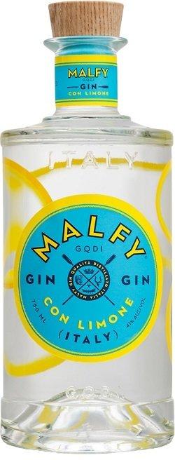 Malfy Italian Gin Con Limone