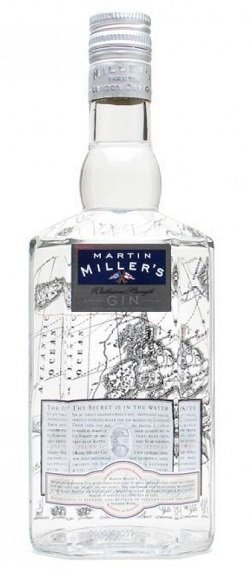 "Martin Miller's ""Westbourne Strength"" Gin"