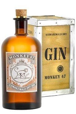 """Monkey 47 Dry Gin """"Distillers Cut - 2016"""""""