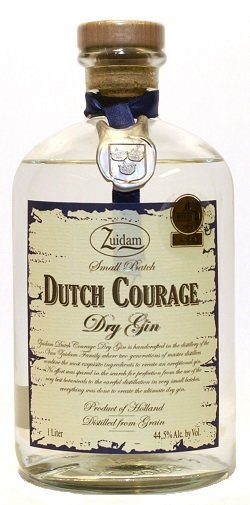 "Zuidam ""Dutch Courage"" Dry Gin"