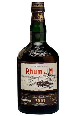 "Rhum J.M. 12 Years Old ""Martinique Vintage 2003"""