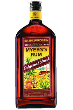 Myers's Jamaican Dark Rum