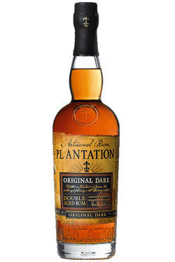 "Plantation Original Dark ""Double Aged Rum"""